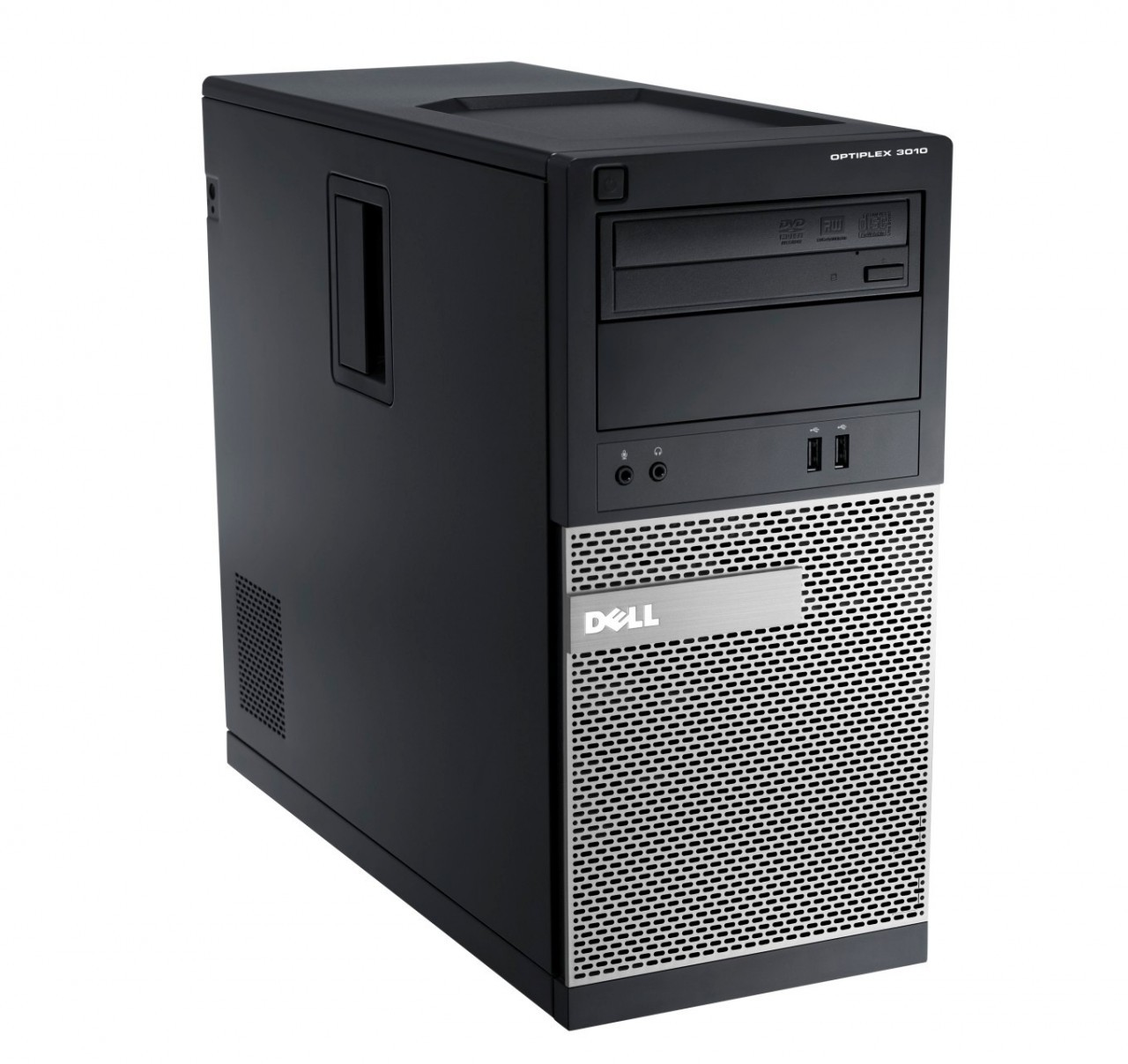DELL Optiplex 3010 MT Minitower Core I3-3220 3.3 Ghz 4GB 250GB DVD/RW Win7 Pro - D1704183