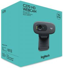 C270 HD Webcam Logitech