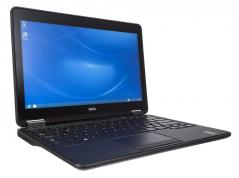 "DELL Latitude E7250 Core I7-5600U 2.6 Ghz 8GB 256GB SSD Webcam 12.5""  Win 10 Pro - D2304192B Grade B"