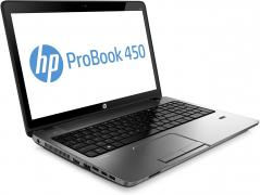"HP Probook 450 G3 Core I3-6100U  2.3 Ghz 8GB 240GB SSD DVD/RW Webcam 15.6""  Win 10 Home - H2711202C"