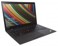 "Lenovo X1 carbon  Core I7-3667U 2.0 Ghz 8GB SSD 256 GB 14.1"" Touch  Webcam Win 10 Pro - L0409201N"