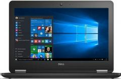 "DELL Latitude E7270 Core I7-6600U 2.6 Ghz 8GB 256GB SSD Webcam 12.5""  Win 10 Pro -D0504192A"