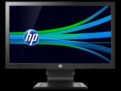 "Monitor LCD HP LA2206xc 22"" LED VGA/DVI/Display port - Multimediale con Webcam  16:9 - HP22webcam"