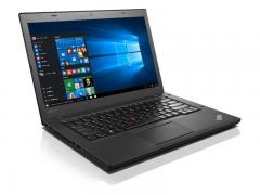 "Lenovo T460 Core I5-6300U 2.4 Ghz 8 GB 240 GB SSD Webcam LCD 14.1""  Win 10 Pro - L3012202S"