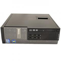 DELL Optiplex 7010 SFF Desk Core I3-3250  3.5 Ghz 4GB 500GB DVD/RW  Win 10 Pro - D2904193B Grade B