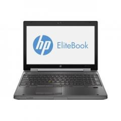 "HP Elitebook 8570W Mobile Workstation Core I7-3630QM 2.4Ghz 8GB 500GB DVD/RW 15.6"" Win7 Pro - H1610192S"