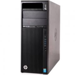 HP WS Z440 Intel Xeon Quad Core E5-1603 v3 2.8 Ghz 16 GB  1 TB  DVD Quadro K2200 Win 10 Pro  - H1603211S