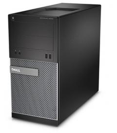"Dell Optiplex 3020 MT Core I3-4130 3.4 Ghz 4GB 500 GB DVD/RW completo di LCD Dell 20"" Win10 Pro - D2401191S"