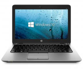 "HP Elitebook 820 G3 Core I5-6200 2.3 Ghz 8GB 256GB SSD Webcam 12.5"" Win10 Pro - H2101212S"