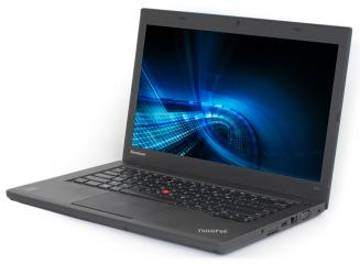 "Lenovo T440 Core I5-4300M 1.9 Ghz 8GB 180GB SSD 14.1"" Webcam  Win 10 Pro - L209181S"
